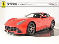 2015 Ferrari F12berlinetta - FERRARI APPROVED -