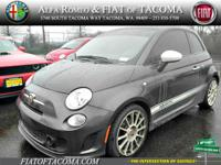 This Abarth has less than 22k miles** Barrels of fun!!!