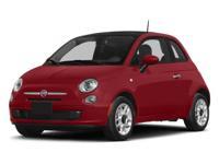 2015 Fiat 500Lounge in Giallo Moderna Perla (Pearl