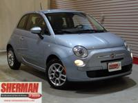 New Arrival! CarFax 1-Owner, This 2015 Fiat 500 Pop