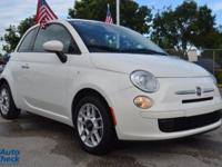 Check out this 2015 FIAT 500 . Its transmission and