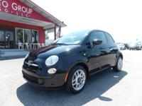 Options:  2015 Fiat 500 You Love To Drive And We Know