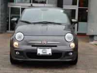 Options:  2015 Fiat 500 Sport|Granito Lucente (Granite