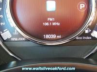 Clean CARFAX 2015 Fiat 500c Pop 1.4L I4 16V MultiAir