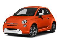 CARFAX One-Owner. Clean CARFAX. Electric Orange