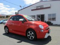 Options:  2015 Fiat 500E Battery Electric|1-Speed