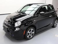 2015 Fiat 500 with 83-Kilowatt Electric Motor,Vinyl