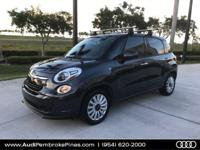 500L Easy, Navigation System, and Power Sunroof.