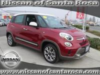 Options:  2015 Fiat 500L 5Dr Hb