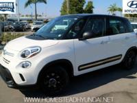 Looking for a clean, well-cared for 2015 FIAT 500L?