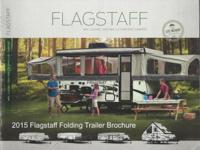 The 2015 Classic Series Folding Camper Model 625D is
