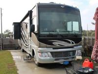 2015 Fleetwood Bounder Class A Motorhome,  5 Speed