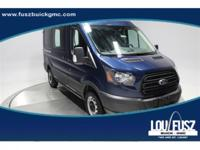 New Price! 2015 Ford Transit-250 Blue RWD 6-Speed