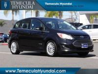 This amazing C-Max Hybrid SEL has everything you want