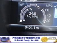 Only 6,383 Miles! Scores 37 Highway MPG and 42 City
