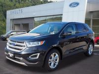 CARFAX One-Owner. AWD. 2015 Edge SEL 6-Speed Automatic