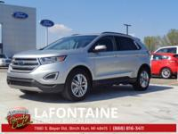 2015 Edge SEL Clean CARFAX One Owner **Bluetooth