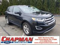 New Price! CHAPMAN LANCASTER . 2015 Ford Edge SEL