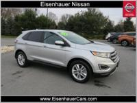 Don't miss out on this 2015 Ford Edge SEL! It comes
