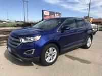 Check out this 2015 Ford Edge SEL. Its Automatic