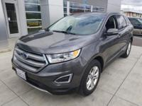 CARFAX One-Owner. Clean CARFAX. Magnetic 2015 Ford Edge