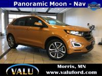 1-Owner! AWD Sport with Panoramic Moon, Navigation,