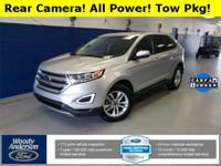 Clean CARFAX. Rear View Camera, Class II Trailer Tow