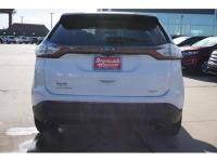 Recent Arrival! Oxford White 2015 Ford Edge SE FWD