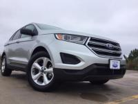 Outstanding design defines the 2015 Ford Edge! It