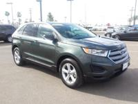 2015 Ford Edge SE. An excellent, One Owner, example of