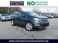 *NO DOC FEES*, AWD. Clean CARFAX. 2015 Ford Edge SEL