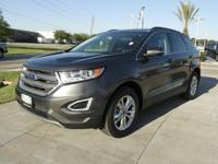 The new 2015 Ford Edge is new and improved in most