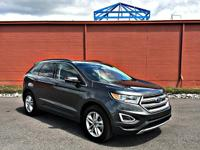 This outstanding example of a 2015 Ford Edge SEL is