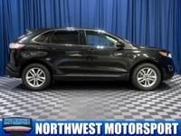 Clean Carfax AWD SUV with Push To Start Ignition!