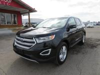 Options:  2015 Ford Edge Our 2015 Ford Edge Sel Awd In