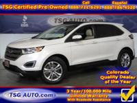 **** JUST IN FOLKS! THIS 2015 FORD EDGE SEL HAS JUST