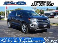 Magnetic Metallic AWD 2015 Ford Edge SEL ***ONE