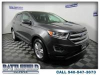 2015 Ford Edge SEL Gray AWD. Awards: * 2015 IIHS Top