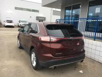 ***2015 Ford Edge 4D Sport Utility SEL Red AWD***HEATED
