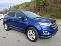 This 2015 Ford Edge  has a 3.5 liter V6 Cylinder Engine