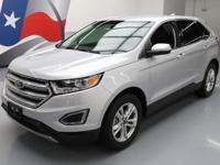 2015 Ford Edge with 3.5L V6 Engine,Leather Seats,Heated