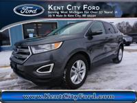 Options:  2015 Ford Edge Sel|Awd Sel 4Dr Suv|This 2015