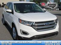 Options:  2015 Ford Edge Sel|New Price! Certified.