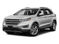 Recent Arrival! Clean CARFAX. This 2015 Ford Edge SEL