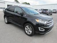 Outstanding design defines the 2015 Ford Edge!