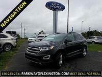 Certified. CARFAX One-Owner. Tuxedo Black 2015 Ford