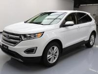 2015 Ford Edge with 2.0L EcoBoost Turbocharged I4