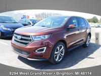 Options:  2015 Ford Edge Sport|Recent Arrival! Carfax