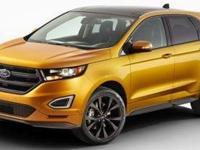 2015 Ford Edge Sport Clean CARFAX. AWD. Reviews:  *
