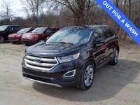 Ford Certified, AWD, **1 OWNER**, and **CLEAN VEHICLE